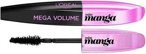 L'Oréal Máscara Mega Volumen Miss Manga