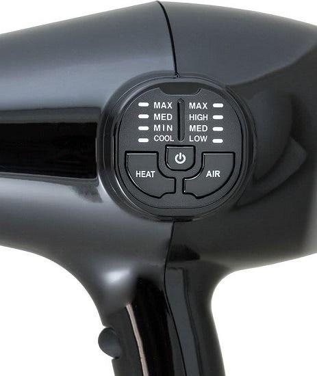 secador pelo croc premium ic