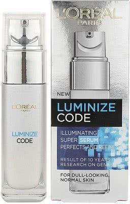 L'Oreal Serum Iluminador Luminize Code 30ml