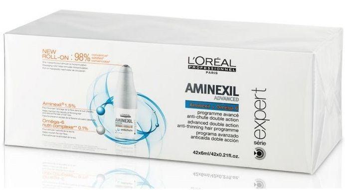 3474636505852 tratamiento anticaida aminexil