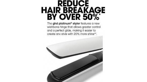ghd Platinum Styler: ¿La mejor plancha de pelo?