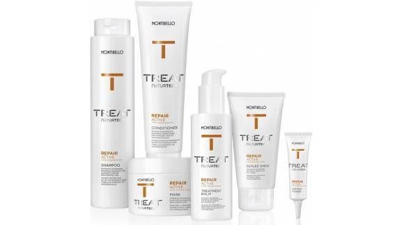 Montibello Repair Active: Restauración para tus cabellos