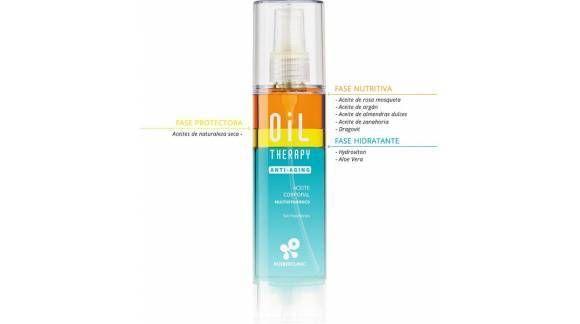 Oil Therapy Anti-Aging: Disminuye los efectos del envejecimiento en tu piel